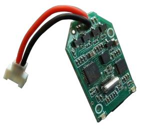 Hubsan-X4-parts-06 Circuit board,Receiver board