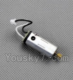 YiZhan X6 Tarantula Parts Parts-15 Main motor with White and Black wire(1pcs)