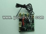 JTS-826-parts-14 Circuit board,Receiver board