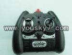 JTS-826-parts-28 Remote control