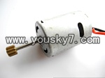 JTS-827-parts-16 Main motor A with Long Shaft