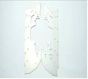 JTS-827-parts-21 Aluminum alloy pieces of the fuselage-1