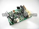 JTS-827-parts-26 Circuit board,Receiver board