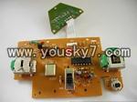 JTS-827-parts-27 Transmitter board