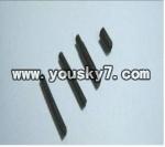 JTS-827-parts-39 Plastic pieces