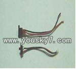 JTS-827-parts-41 Wire jack