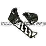 JTS-828-parts-18 Vertical tail set