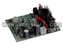 JTS-828-parts-32 Circuit board, Receiver