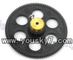 JXD-333-helicopter-parts-13 Lower main gear with copper sleeve