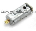 JXD-333-helicopter-parts-22 Main motor with short shaft and gear