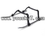 JXD-333-helicopter-parts-27 Landing skid