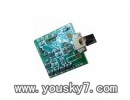 JXD-330-helicopter-parts-17 Circuit board,Receiver board