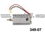JXD-349-parts-07 Motor Set