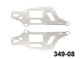 JXD-349-parts-08 Main frame aluminium sheet