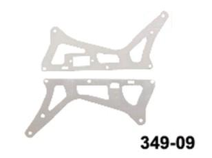 JXD-349-parts-09 Gear aluminium sheet