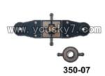 JXD-350-parts-07 Main grip set B