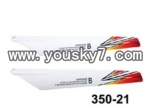 JXD-350-parts-21 Main blade B(2pcs)