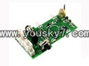 JXD-355-helicopter-parts-07 Circuit Board,Receiver board