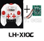 Lead Honor LH-X10 Parts-32 LH-X10C Transmitter and Circuit board(Can onle be used for LH-X10C)