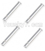 Lead Honor LH-X10 Parts-50 Gear shaft for the main gear(4pcs)