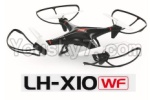 Lead Honor LH-X10 Parts-57 BNF for LH-X10WF Quadcopter-(Black)