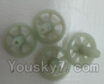 LH-X14 X14C X14DV X14WF Parts-20 Main bear(4pcs)