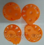 LH-X14 X14C X14DV X14WF Parts-23 Upper Motor protect cover(4pcs)-Orange