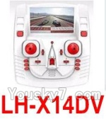 LH-X14 X14C X14DV X14WF Parts-45 Transmitter (Can only be used for LH-X14DV Quadcopter)