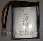 LH-X14 X14C X14DV X14WF Parts-50 Battery for the X14DV Transmitter