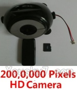 LH-X14 X14C X14DV X14WF Parts-52 2000000 Pixels Camera unit for the X14DV Quadcopter & Reader & Memory card