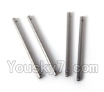 LH-X15 X15C X15WF Spare Parts-13 Gear shaft for the main gear(4pcs)