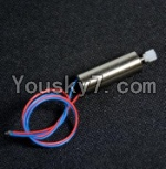 LH-X16 X16C X16WF X16DV Spare Parts-19 Rotating Motor with red and blue wire(1pcs)