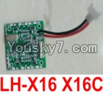 LH-X16 X16C X16WF X16DV Spare Parts-38 Circuit board,Receiver board(Can only be used for LH-X16 X16C)