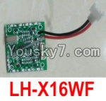 LH-X16 X16C X16WF X16DV Spare Parts-39 Circuit board,Receiver board(Can only be used for LH-X16WF)