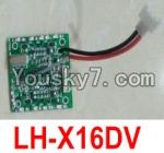 LH-X16 X16C X16WF X16DV Spare Parts-40 Circuit board,Receiver board(Can only be used for LH-X16DV)