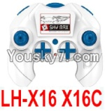 LH-X16 X16C X16WF X16DV Spare Parts-44 Transmitter,Remote Control(Can only be used for LH-X16 X16C Quadcopter)