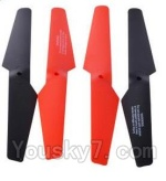 Lead honor LH-X3 LH-X3C Parts-03 Main rotor blades,Propellers(4pcs)