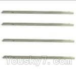 Lead honor LH-X3 LH-X3C Parts-10 Long Steel Pipe(4pcs)