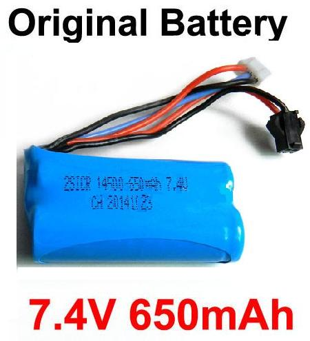 Lead honor LH-X3 LH-X3C Parts-16 Original 7.4v 650mah battery