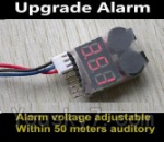 Lead honor LH-X3 LH-X3C Parts-22 Upgrade alarm for the Quadcopter