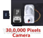 Lead honor LH-X3 LH-X3C Parts-31 Camera unit(Include the 30,0,000 Pixels camera,Memory card,USB Reader)