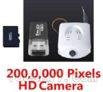 Lead honor LH-X3 LH-X3C Parts-32 HD Camera unit(Include the 200,0,000 Pixels camera,Memory card,USB Reader)