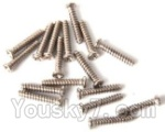 Lead honor LH-X3 LH-X3C Parts-39 Screws