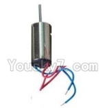 LH-X8 Parts-19 Rotating Motor with red and blue wire(1pcs)