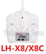LH-X8 Parts-36 Transmitter (Can only be used for LH-X8 or LH-X8C Quadcopter)