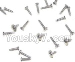 LH-X8 Parts-45 Screws pack set
