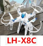 LH-X8 Parts-49 BNF for LH-X8C-Blue