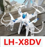 LH-X8 Parts-51 BNF for LH-X8DV-Blue