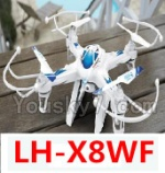 LH-X8 Parts-53 BNF for LH-X8WF-Blue