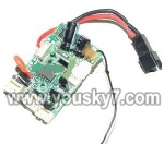 LH109-parts-15 Circuit board,Receiver board